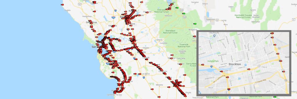 How to Use Live California Traffic Cameras - Getdismissed | CA