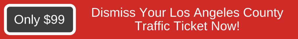 Dismiss California Traffic Ticket