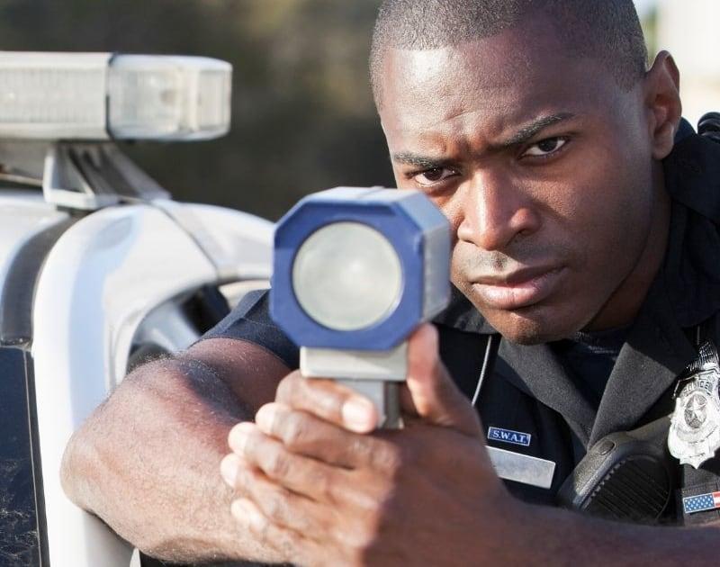 speeding radar gun errors