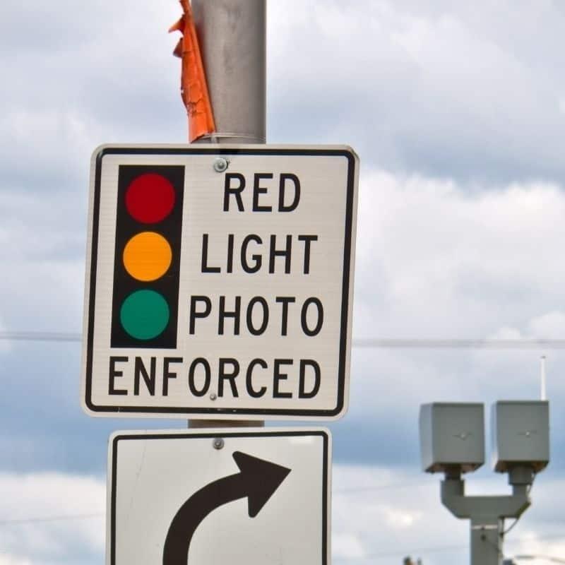 Are Red Light Cameras Legal in California