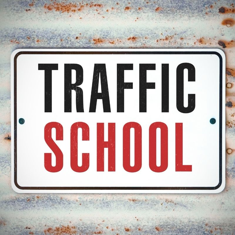 Does Going To Traffic School Reduce Ticket Cost